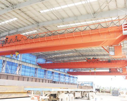 AQ-QD Double Girder Overhead Crane Supplier