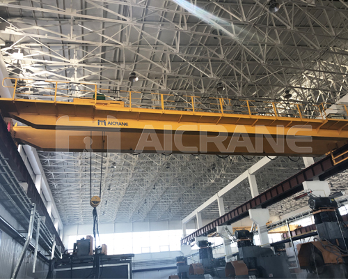 Hoist Double Girder Bridge Crane Price