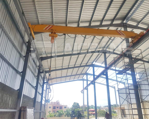 Cost of Light Duty Crane