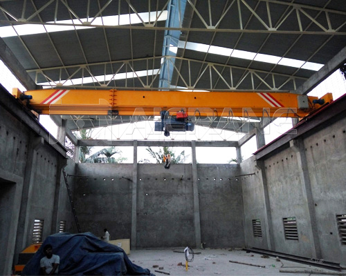 Single Girder Crane Price