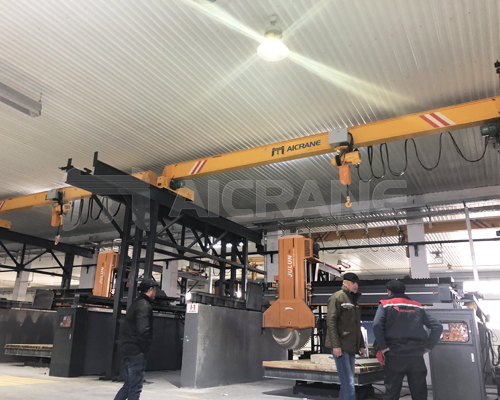 AQ-LD Single Girder Overhead Crane Price