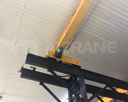 Small Capacity Overhead Crane for Sale