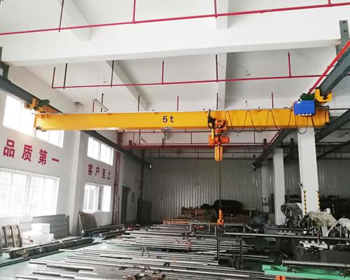 Under Running Crane Supplier