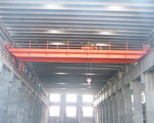 AQ-LH Double Girder Hoist Bridge Crane Supplier