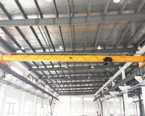 AQ-HD European Type Single Girder Crane