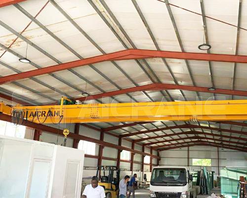 AQ-LH Electric Hoist Overhead Crane Cost