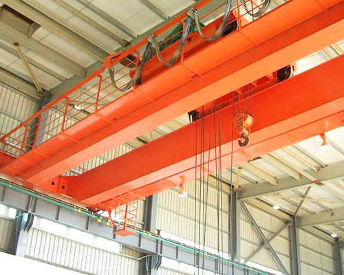 Double Girder Hook Overhead Crane Supplier