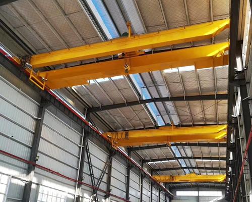 AQ-LH Double Girder Hoist Overhead Crane