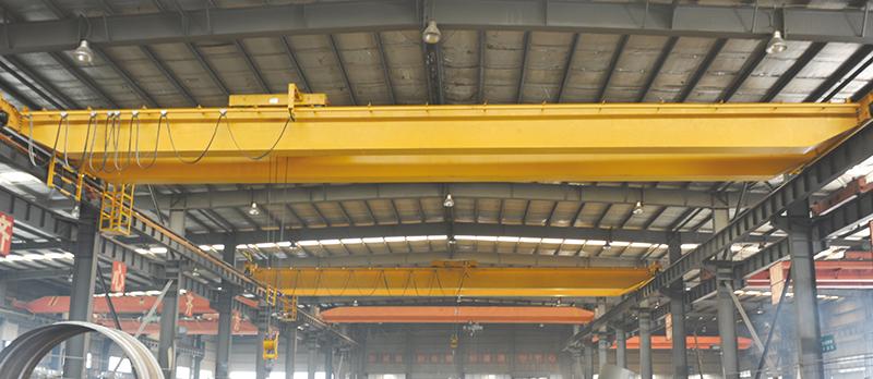 Electric Hoist Overhead Crane for Workshop