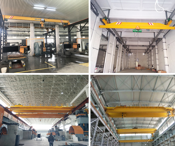 Different Types of Overhead Cranes