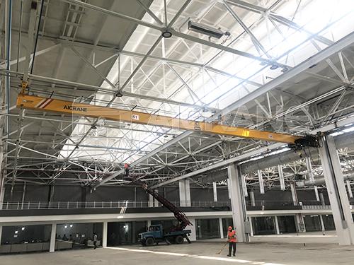 5 Ton Underhung Crane for Sale