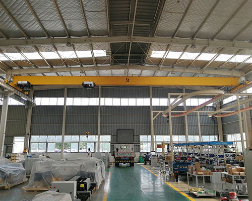 AQ-HD European Overhead Traveling Crane for Sale