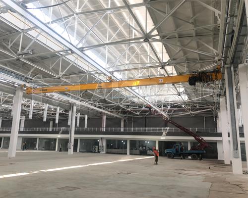 European Standard Under Running Crane Supplier