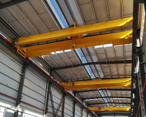 AQ-LH Double Girder Hoist Overhead Crane for Sale