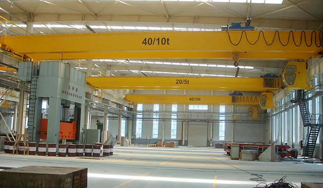 40 Ton Bridge Crane Manufacturer
