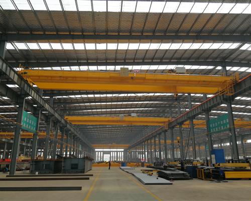 AQ-QDX Overhead Crane 30 Ton Cost