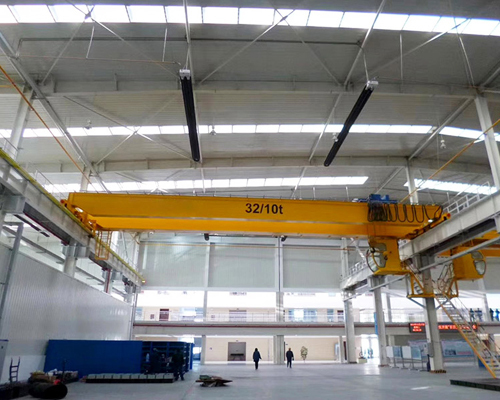 AQ-NLH European Warehouse Overhead Crane Price