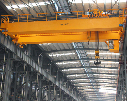 AQ-QDX European Double Girder Bridge Crane for Sale