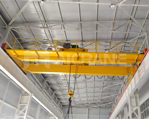 Hoist Double Girder Overhead Crane 20 Ton Price