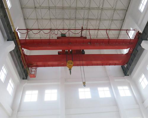 Hoist Double Girder Overhead Crane Price