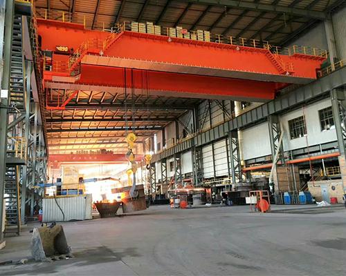 Casting Bridge Crane for Sale