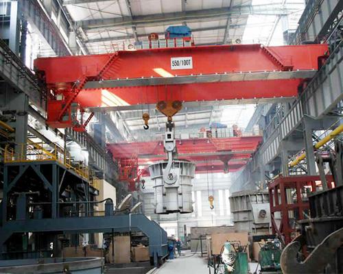 AQ-YZ Industrial Overhead Crane for Sale