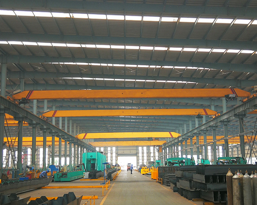 Warehouse Single Girder Overhead Crane for Sale